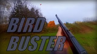 Aerial Targets With a Winchester Levergun