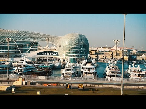 Dubai & Abu Dhabi 2016