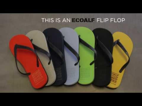 FLIP FLOPS CTCR y ECOALF