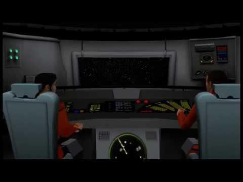 Kobayashi Maru mission (Bridge Commander game)