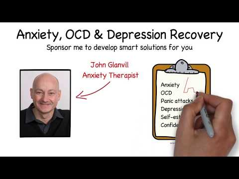 Online Anxiety Treatment & Recovery Program