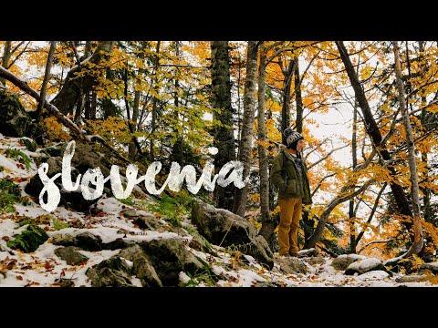 Slovenia Autumn 2016