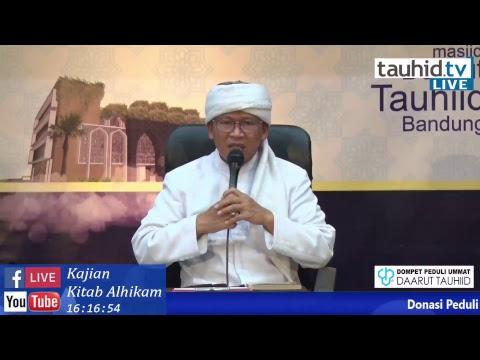 Ceramah Aa Gym Terbaru - FULLHD - Kajian Alhikam 07 Des 2017