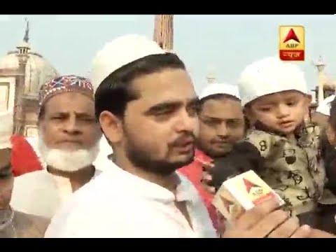 Eid Mubarak 2017: Ground report from Jama Masjid