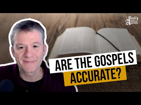 Why You Can Trust What the Bible Says About Jesus' Resurrection w/ Dr. Mike Licona from YouTube · Duration:  9 minutes 45 seconds