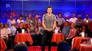 Stephan Bauer im Bayerischen Fernsehen