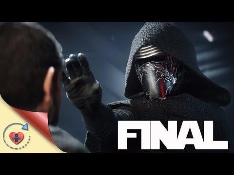 """Star Wars Battlefront 2 - Campaña en Español Latino - FINAL """"Descubrimientos"""""""