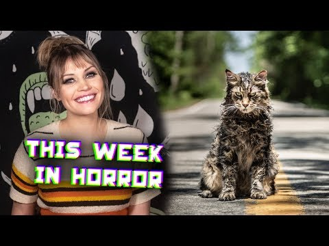 Horror Headlines for March 18, 2019 - Pet Sematary, Three From Hell, Park Chan-wook