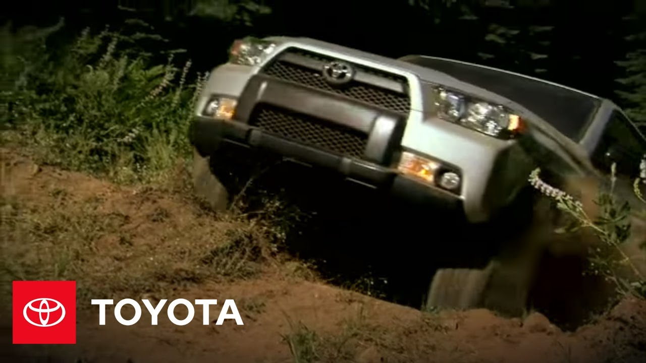 2010 4Runner How-To: Active Trac (A-TRAC) | Toyota