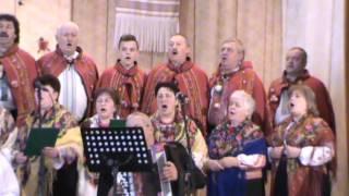 Творчий звт-концерт аматорських колективв клубу села Колнки