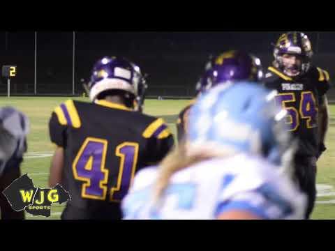 WJG SPORTS HIGHLIGHT FILMS: Cleveland 56, Corinth Holders 23