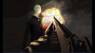 Slenderman Must Die: Chapter 7 Abandoned Graveyard Game level 2