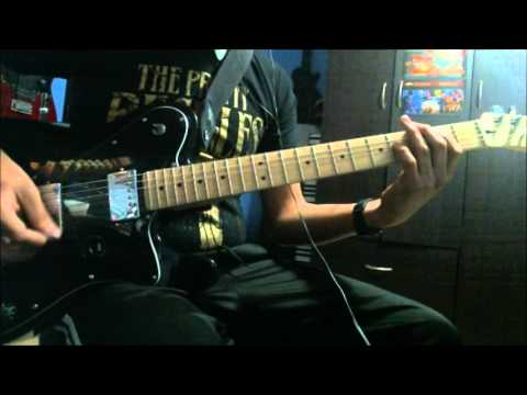 The Pretty Reckless - Sweet Things (Guitar Cover) - YouTube