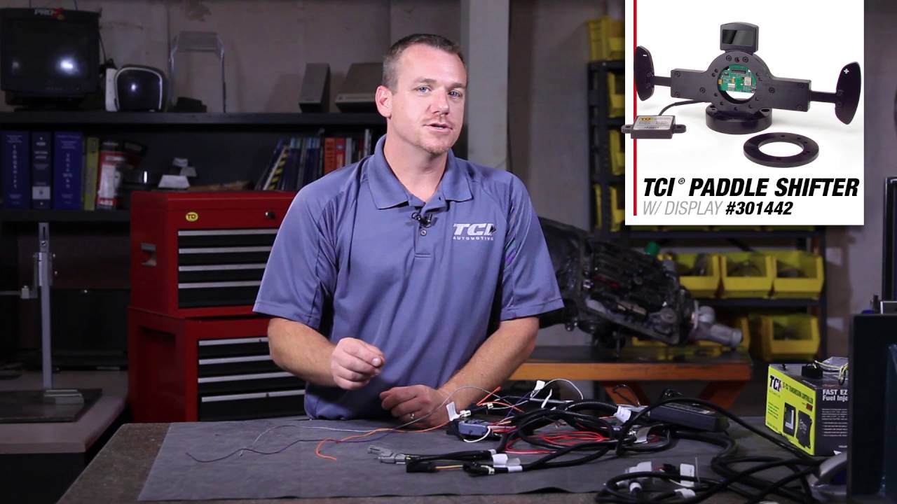 tci ez tcu transmission controller harness options [ 1280 x 720 Pixel ]