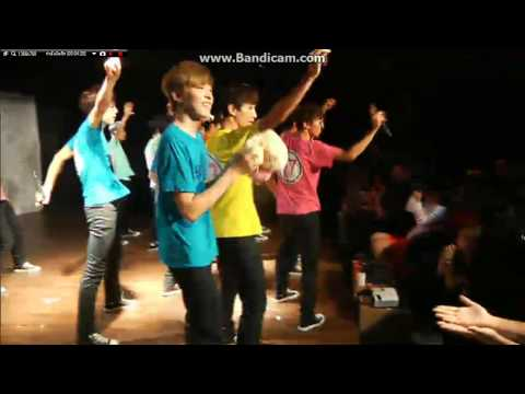 [130817 SEVENTEEN SHOW 2] Happiness + Girl Group Song.