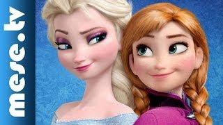 Olyan vagy, mint a kedvenc Disney Hercegnőid! - Anna és Elsa (x)