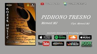 MEMED MJ - PIDHONO TRESNO [ OFFICIAL MUSIC AUDIO ]