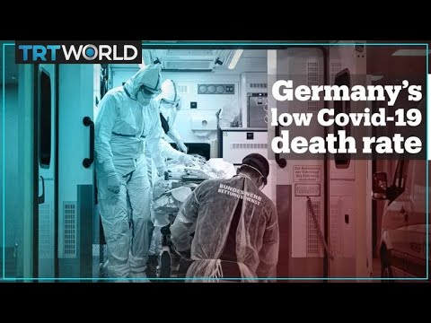 Unpacking Germany's low coronavirus mortality rate