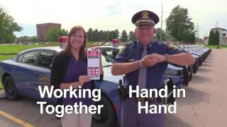 Working Together Hand in Hand With Your Michigan State Police
