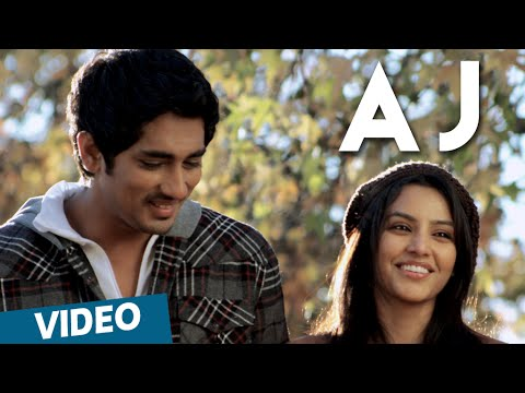AJ Official Video Song | 180 | Siddharth | Priya Anand