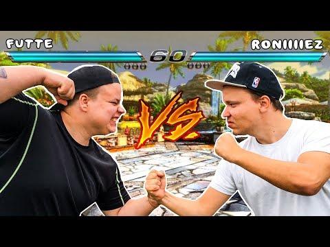 FUTTE VS. RONNIE SKOV - NORDJYSK SPROG QUIZ