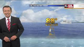Florida's Most Accurate Forecast with Greg Dee on Monday, September 24, 2018