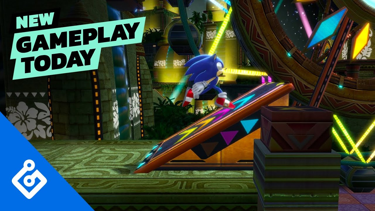 Sonic Colors: Ultimate – New Gameplay Today (4K)