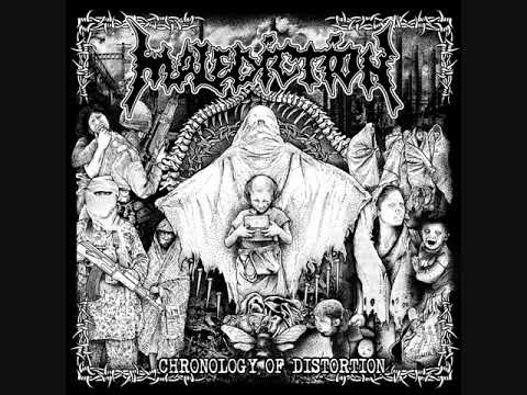 Malediction - Chronology of Distortion (Compilation)