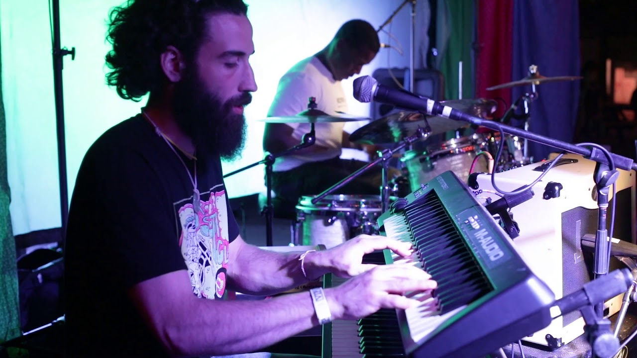 Improv funk, reggae band Kluster Phunk rolls out the jams at