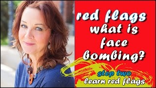 FaceBombing - How a Narcissist Uses Facebook   Red Flag