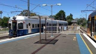 RailCorp ML070 departs Richmond