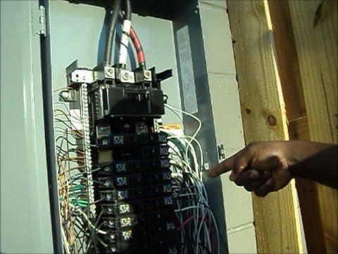 hook up 15 amp breaker