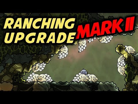 RANCHING Upgrade Mark II Vorschau - Oxygen Not Included (deutsch)(preview)