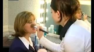 На телевидение Марина Калачева попала по воле случая