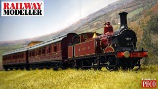 Bachmann Midland Railway 1532 Class 1P - Railway Modeller - December 2020