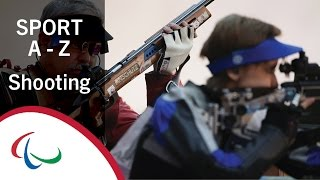 Paralympic Sports A-Z: Shooting