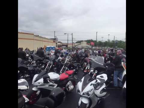 Freedom Ride Maguires Air Force base
