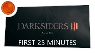 Darksiders III - First 25 Minutes - Xbox One
