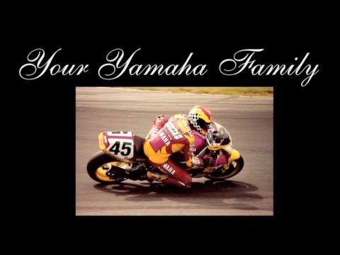 Yamaha Tribute to Colin Edwards