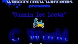 Cuzzin Ice Lecta - Crip Shout (Feat. Tha Stonified Rida) thumbnail
