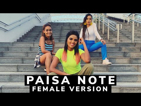 Download Lagu  Comali - Paisa Note Cover Female Version by Suthasini | Hiphop Tamizha | Mp3 Free