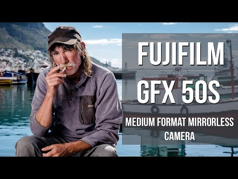 Fujifilm GFX 50S - First impression