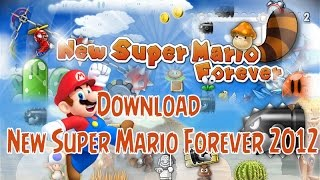 Video Download New Super Mario Forever 2012 PC Free [70MB] download MP3, 3GP, MP4, WEBM, AVI, FLV April 2018