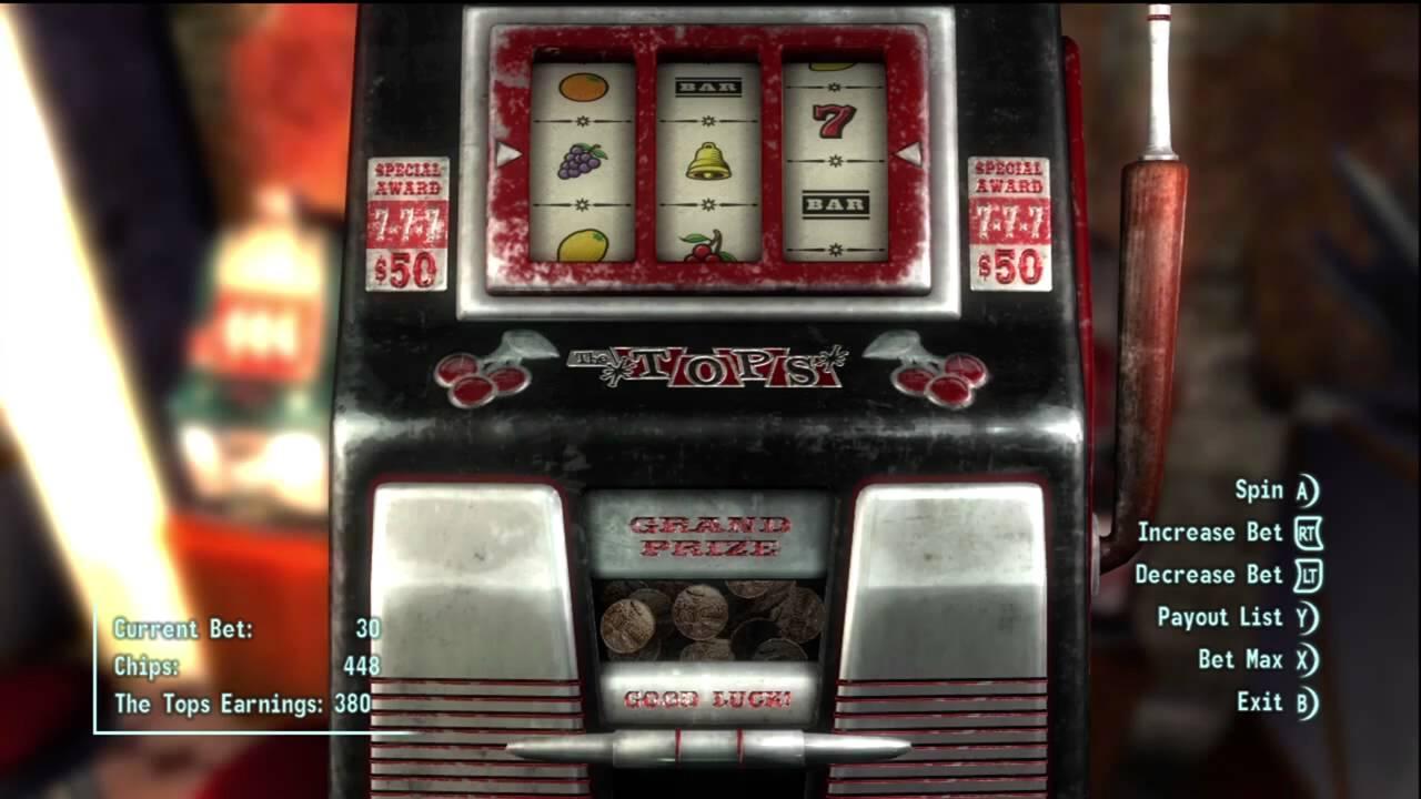 New Vegas Gambling