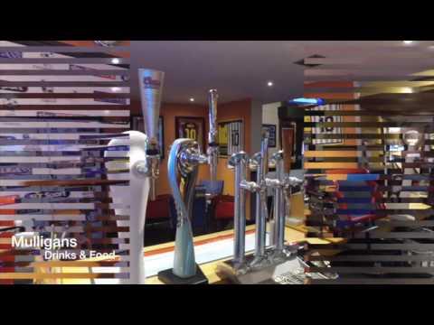 Mulligans Sports Bar  Tour