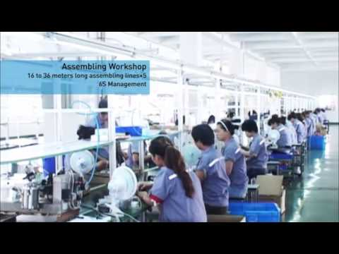 Famous Works Electronics (Shanghai) Co., Ltd. Factory Introduction