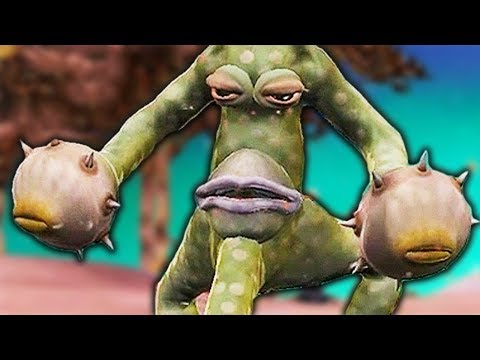 Встреча с гигантом // Spore #4 thumbnail
