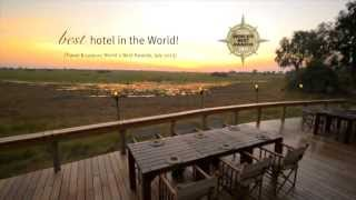 Mombo Camp, Botswana: Best Hotel in the World!