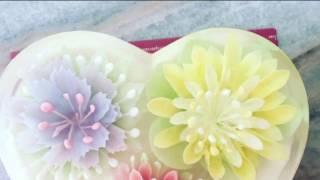 3D Flower Jelly