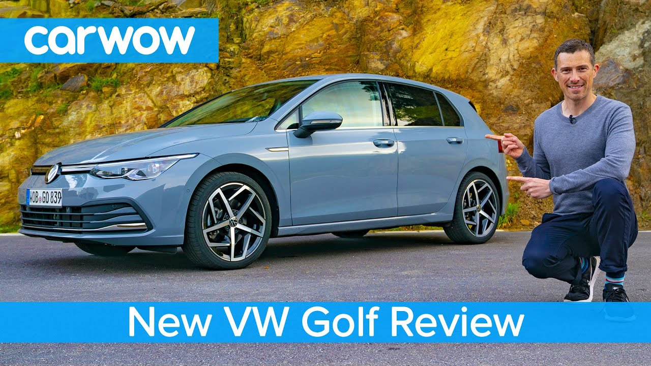 Download Volkswagen Golf 2020 ultimate review: the full truth about the 'new' MK8!
